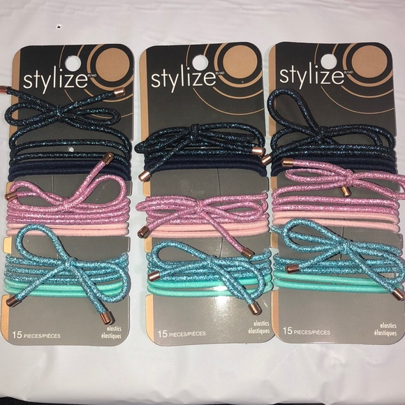 3 for $15 mix and match  hair accessories.